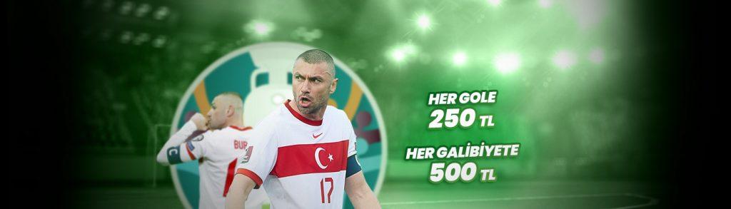 A Milli Takımla Bonusları 525Bets10.com'da Kazan